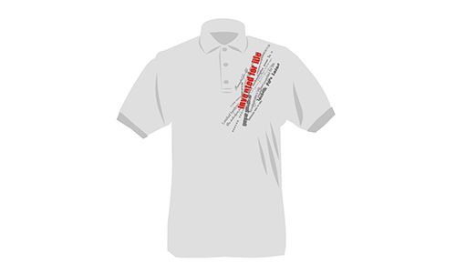 Robert Bosch - T-Shirt (white)
