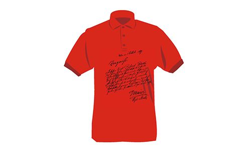 Robert Bosch - T-Shirt (red)