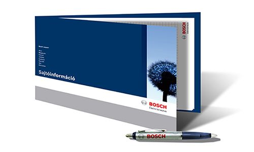 Robert Bosch - Press folder