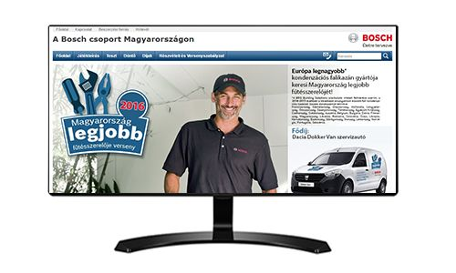 Robert Bosch - Thermotechniques promotion
