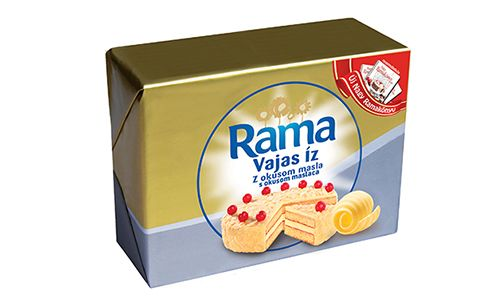 Unilever - Rama Butter promotion (2014)
